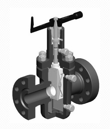 Cameron Double Expanding Gate Valve Gate Valve Products