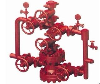 water injection wellhead & x-mas system